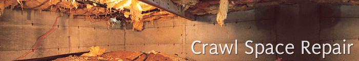 Crawl Space Repair in TX, including New Braunfels, Laredo & San Antonio.